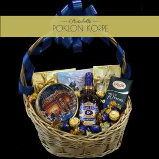 "Poklon korpa ""Gold Signature"""