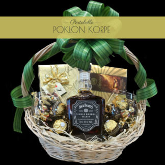 "Poklon korpa ""Jack Daniel's Single Barrel"""