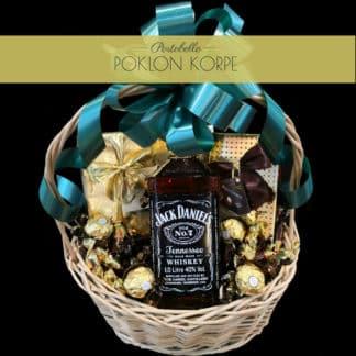"""Poklon korpa """"Jack Daniels"""""""