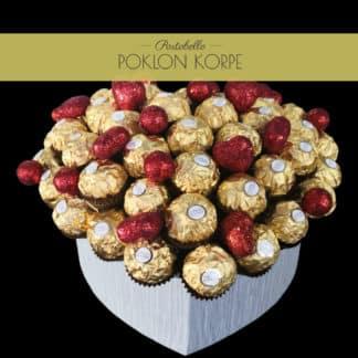 "Poklon set ""Ferrero Buket Srce"""
