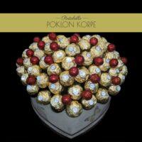 Poklon set Ferrero Buket Grand Srce