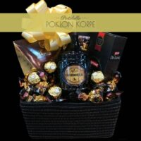 """Poklon set """"Chardonnay Barrel"""""""