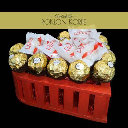 Poklon srce Ferrero & Raffaello 1