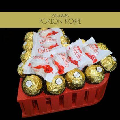 "Poklon set ""Ferrero & Raffaello Srce"""
