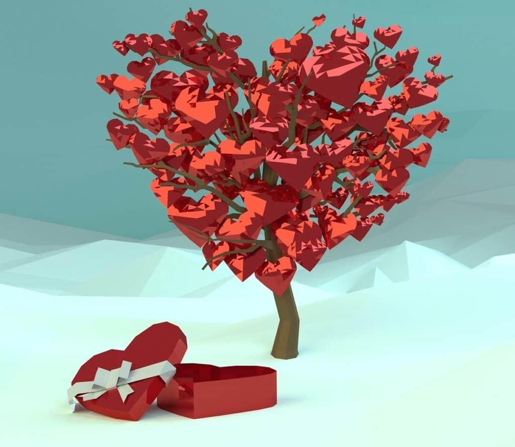 Pokloni za Dan zaljubljenih 1